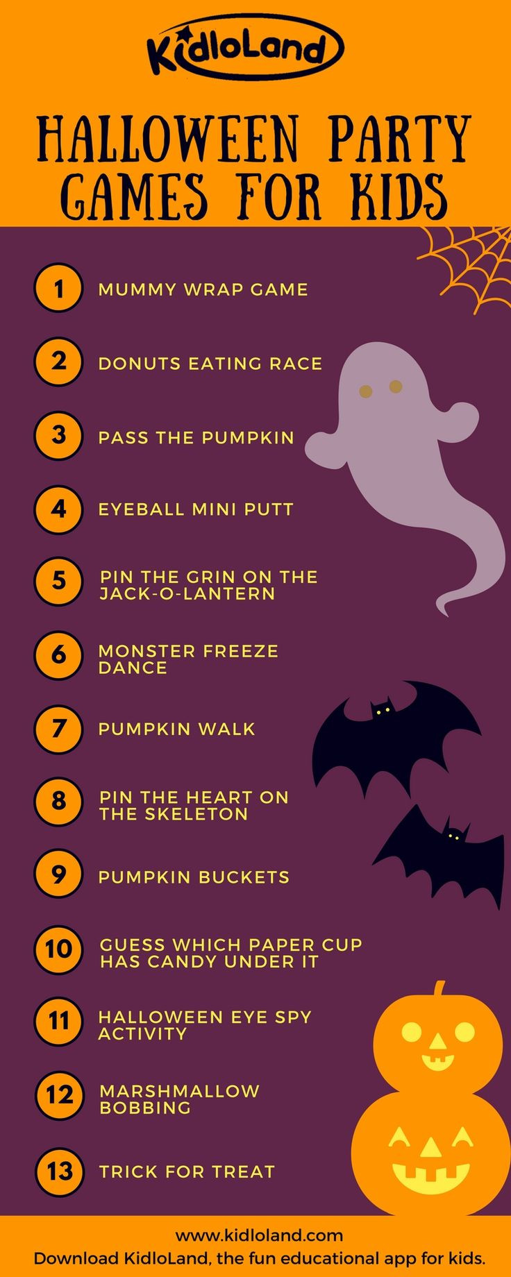 Halloween Party Games Ideas For Teenagers  25 best Halloween games ideas on Pinterest