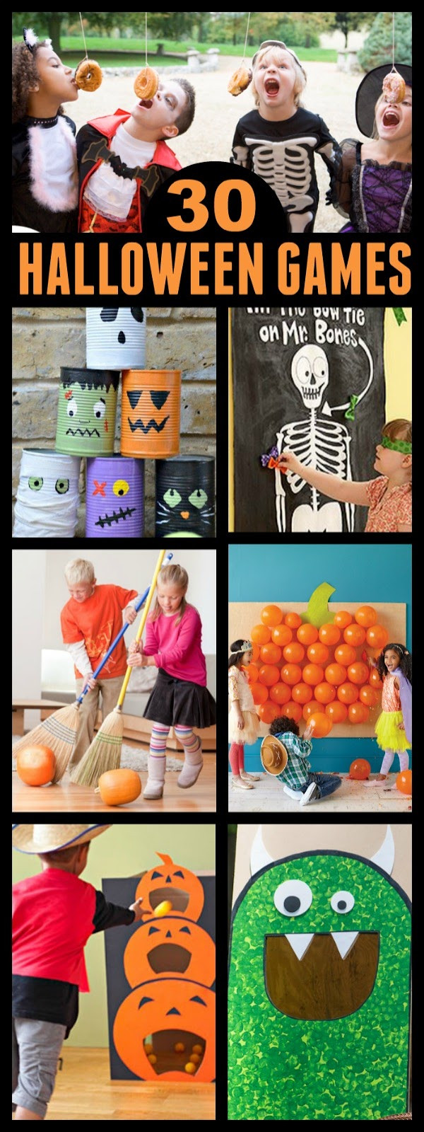 Halloween Party Games Ideas For Teenagers  Halloween Games for Kids