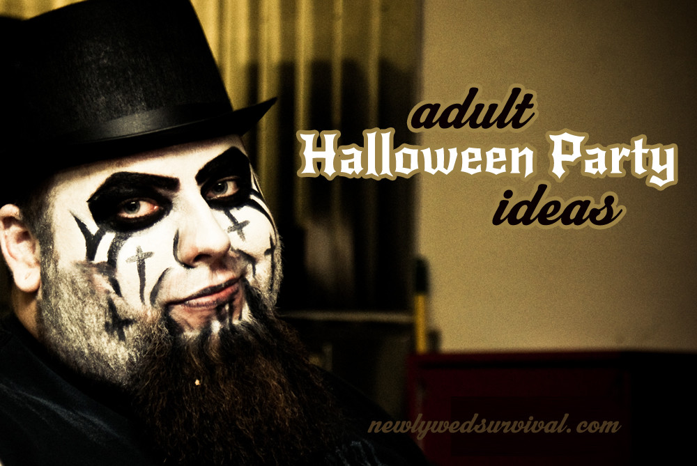 Halloween Party Ideas Adult  Ideas for Throwing an Adult Halloween Party Newlywed