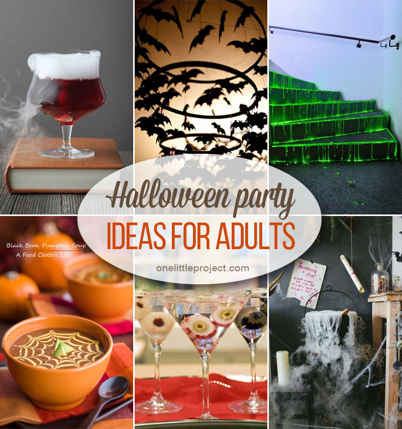 Halloween Party Ideas Adult  34 Inspiring Halloween Party Ideas for Adults