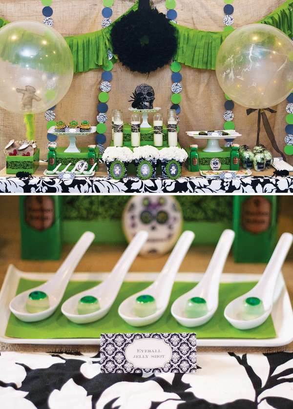 Halloween Party Ideas Adult  Voodoo Theme Halloween Party s and