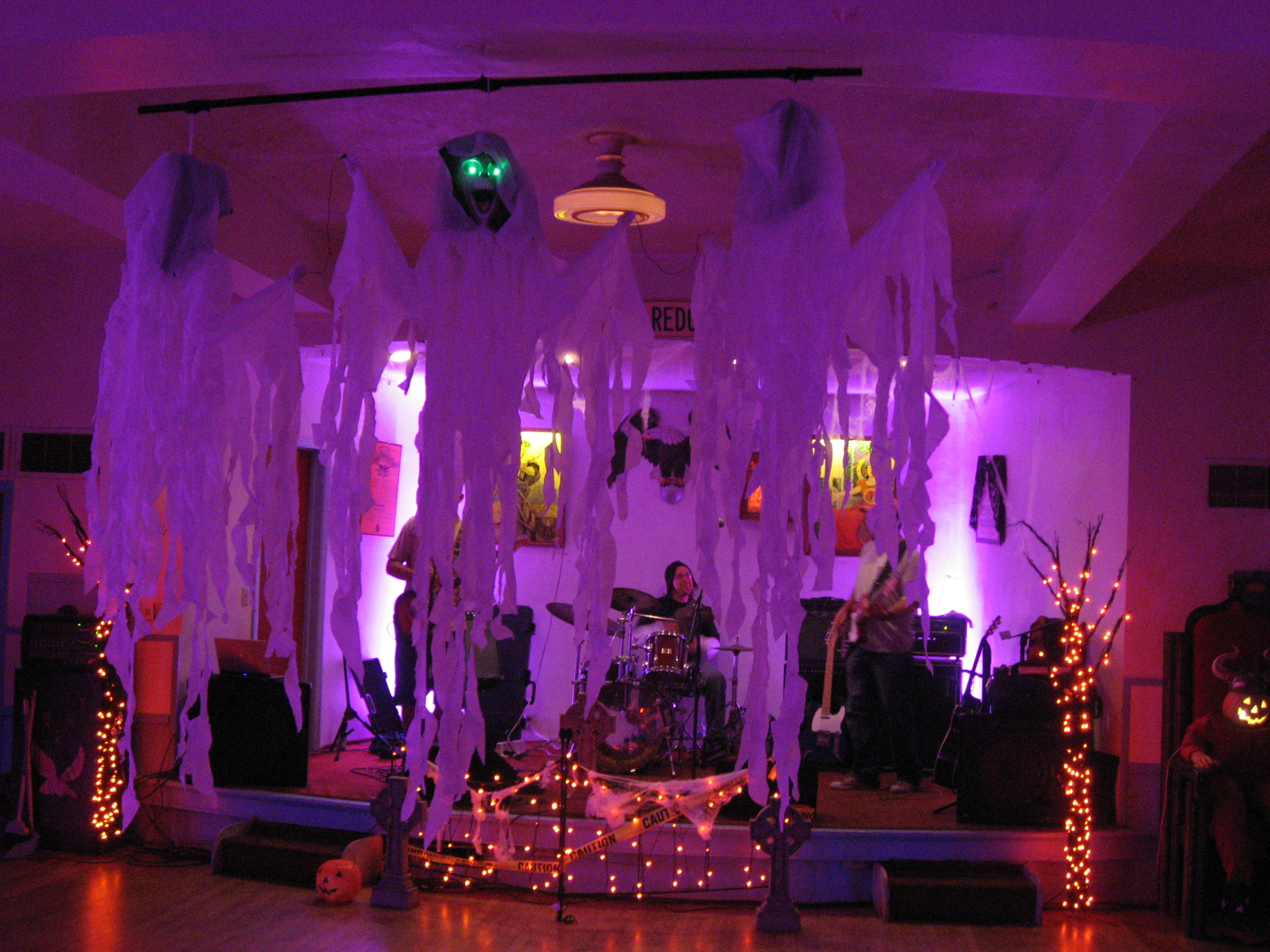 Halloween Party Ideas Adult  A Halloween Bash