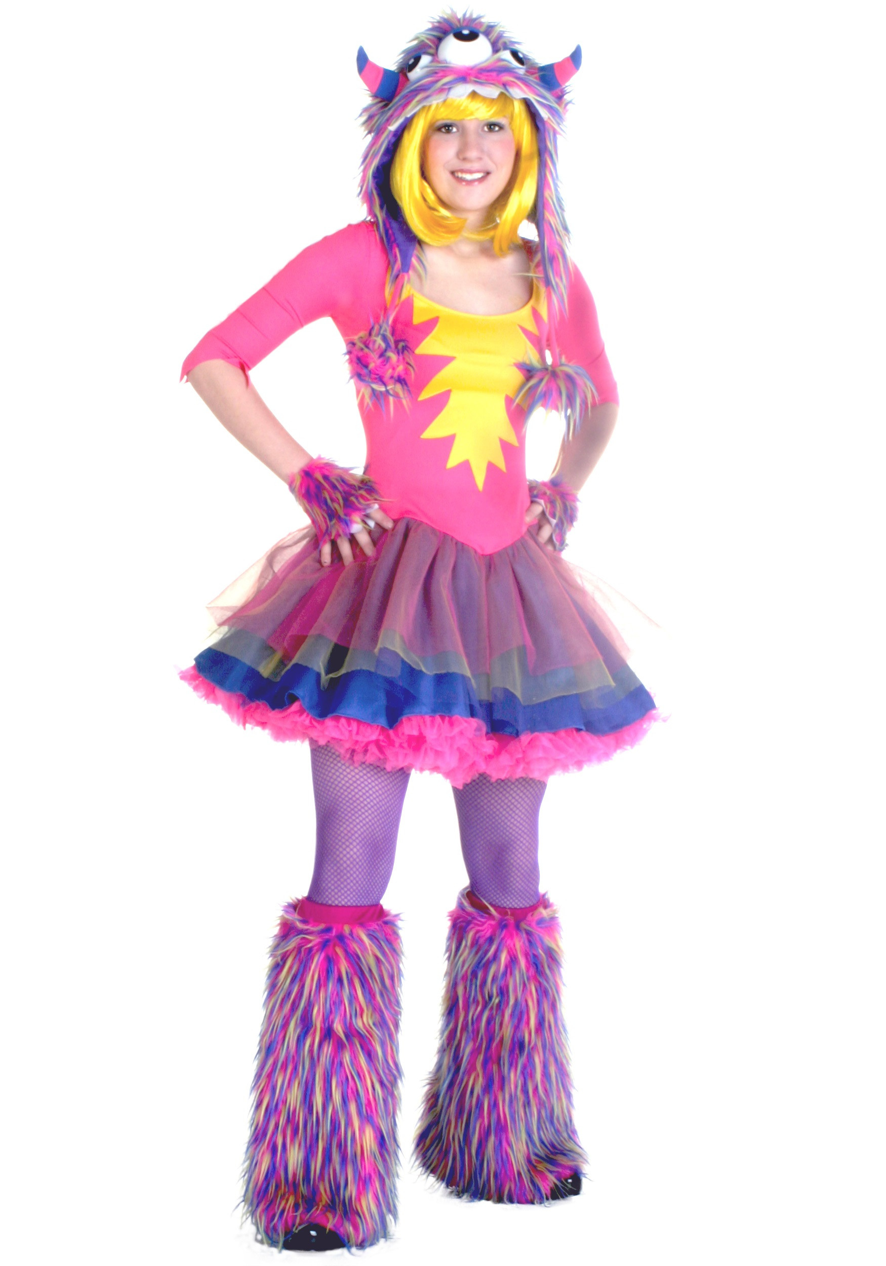 Halloween Party Ideas For Girls  Teen Party Monster Costume