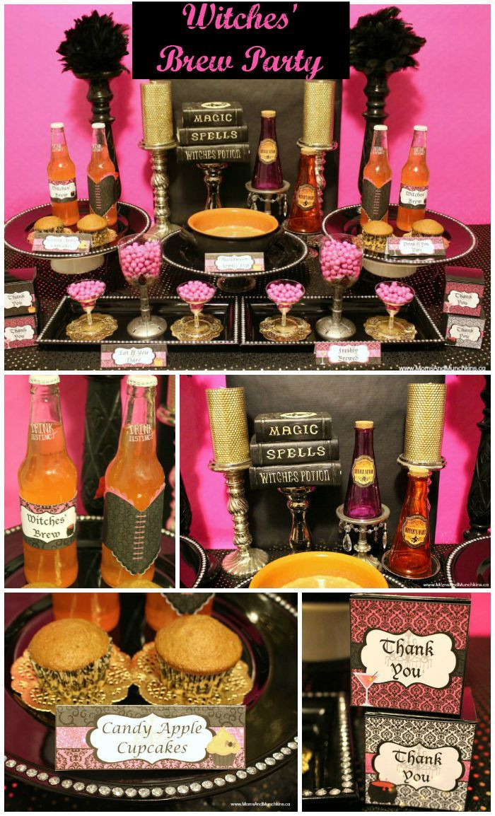 Halloween Party Ideas For Girls  17 Best images about Girls Night Out on Pinterest