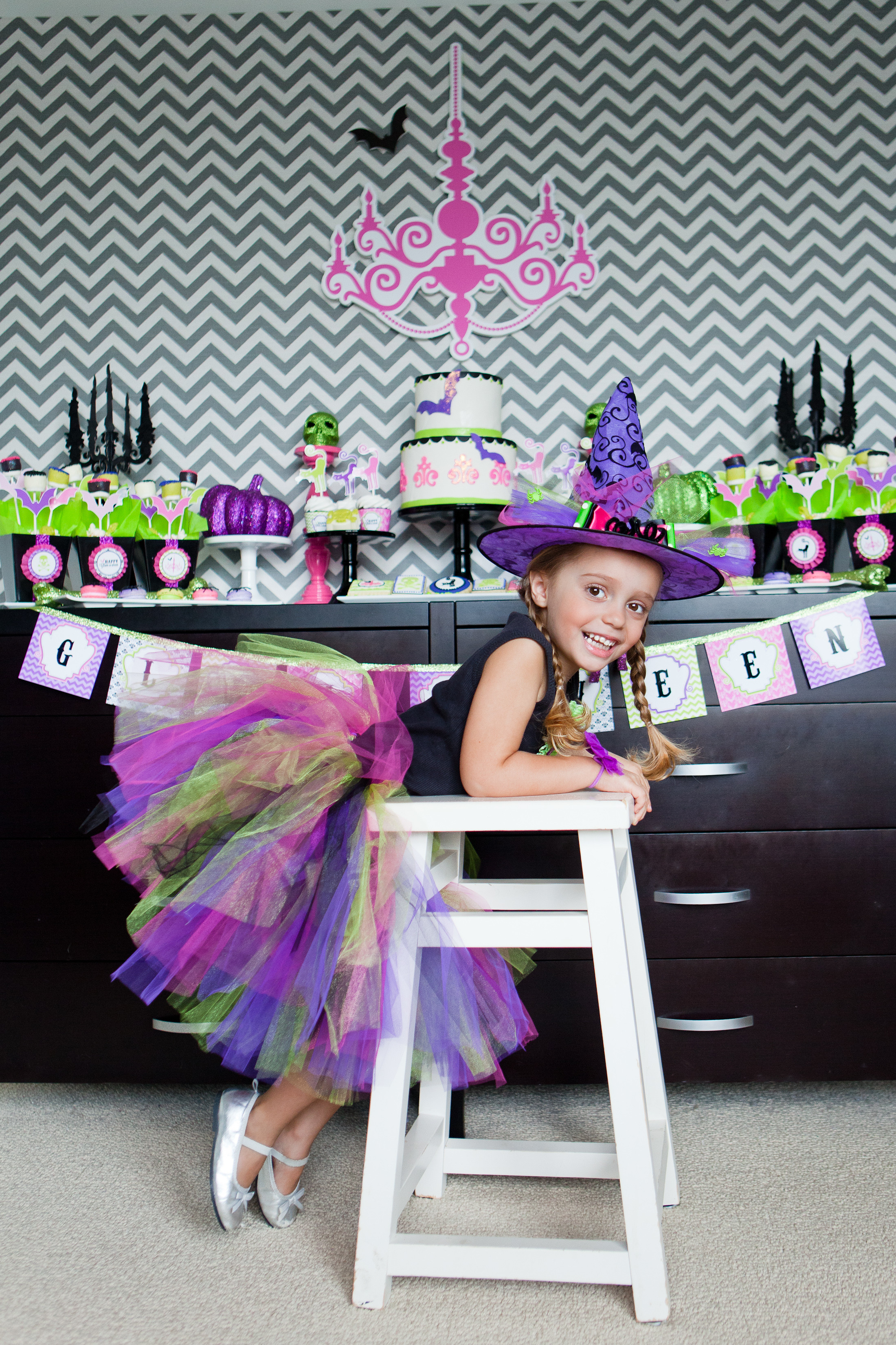 Halloween Party Ideas For Girls  Our NEW GLAM O WEEN Halloween Party Printable Collection