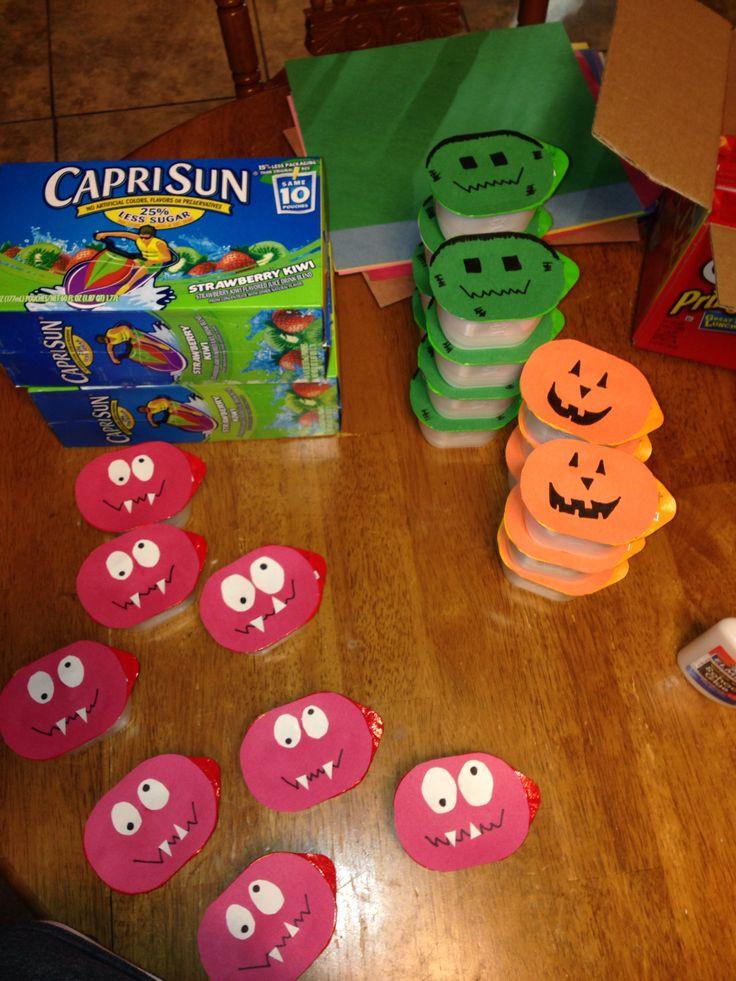 Halloween Party Ideas For School  1000 ideas about Halloween School Treats on Pinterest