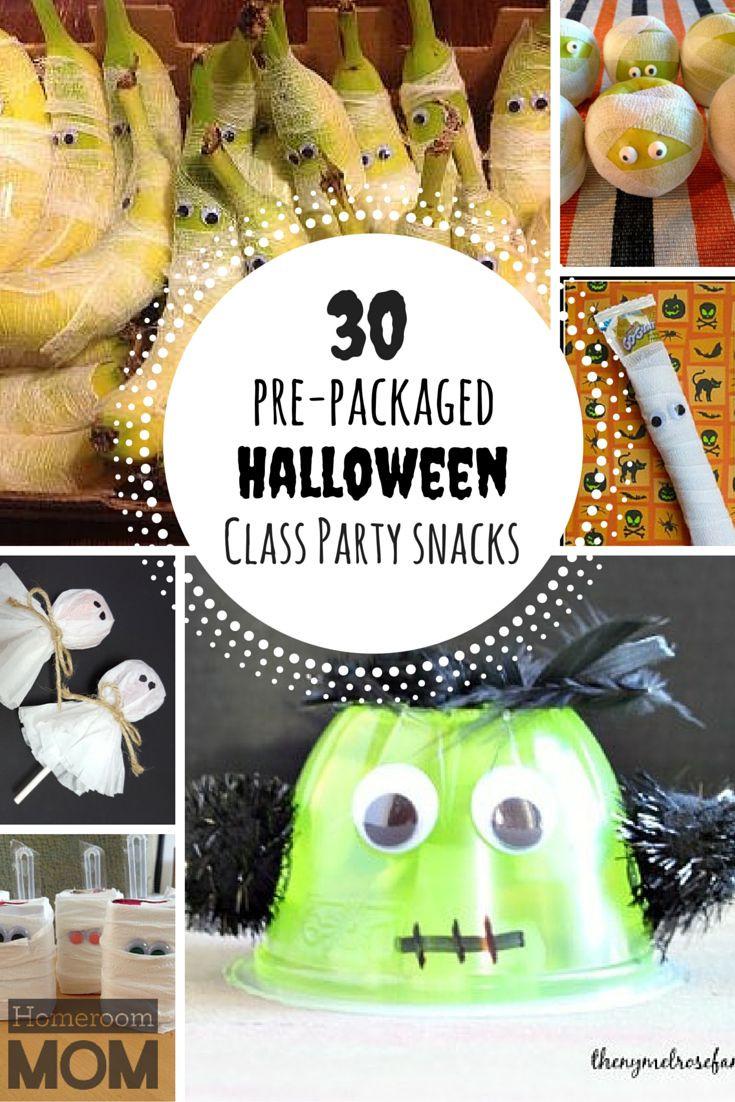 Halloween Party Ideas For School  25 best Halloween Party Snacks trending ideas on