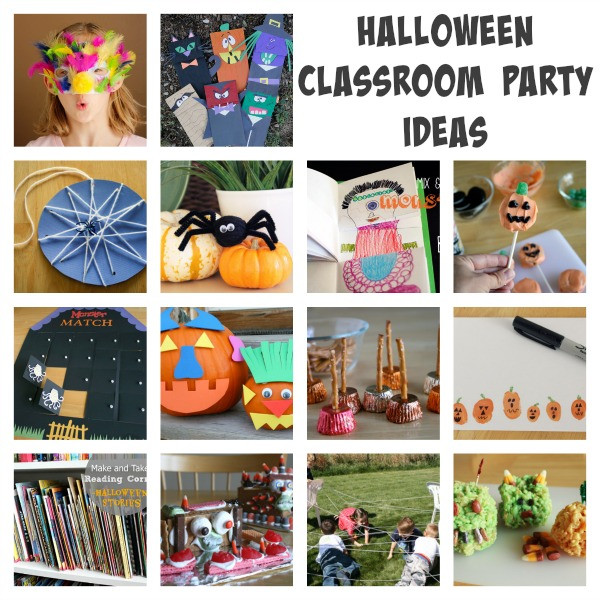 Halloween Party Ideas For School  Simple Ideas for Your Halloween Class Party
