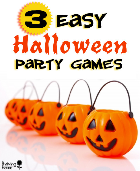 Halloween Party Ideas For School  3 Easy Halloween Game Ideas Perfect for School Parties