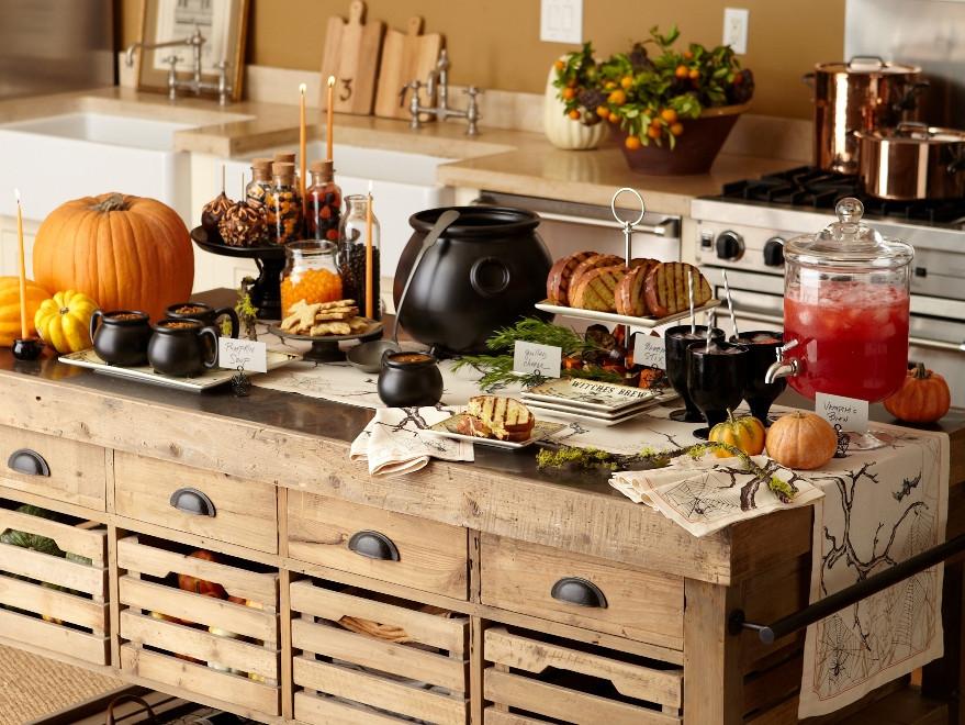 Halloween Party Menu Ideas For Adults  Weekend Entertaining Halloween Bash