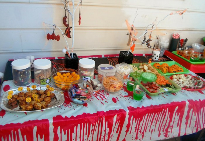 Halloween Party Menu Ideas For Adults  Halloween Food And Party Ideas The Adults Really Happy