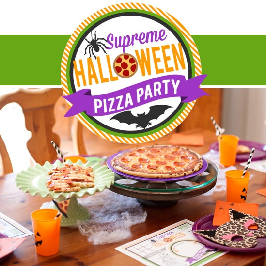 Halloween Pizza Party Ideas  Halloween Pizza Party