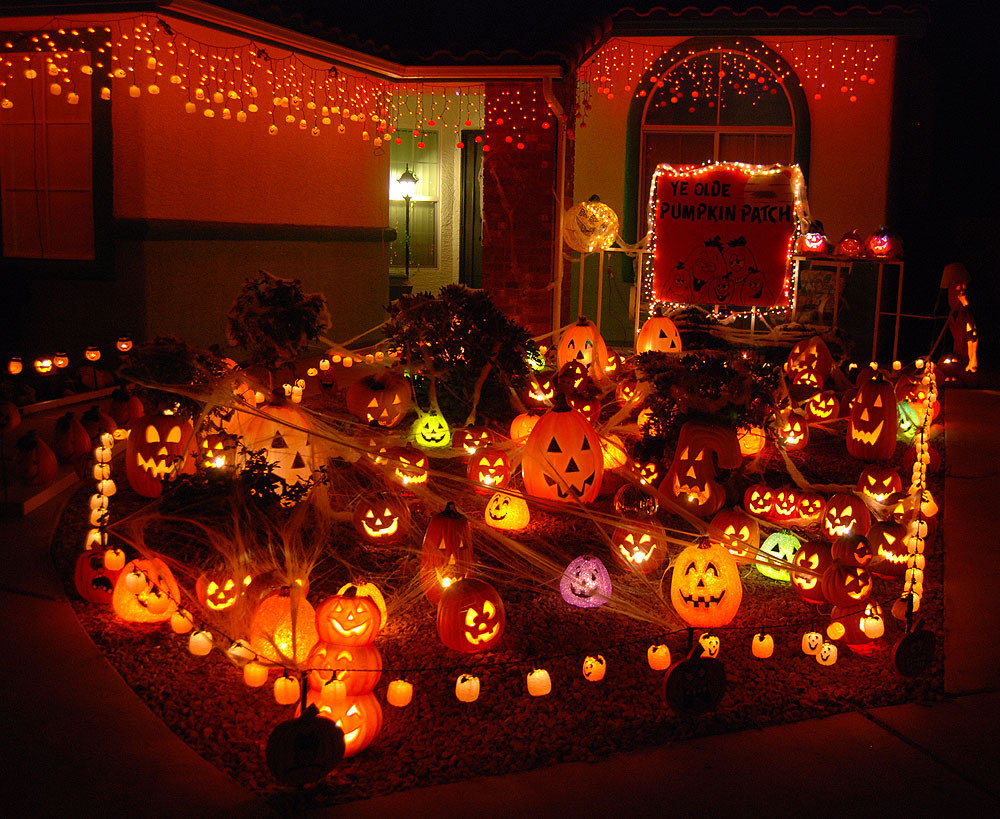 Halloween Porch Light  Top 10 Halloween Facts Things to do in London