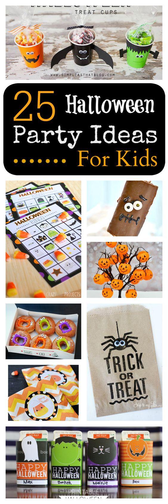 Halloween School Party Ideas  25 School Halloween Party Ideas for Kids