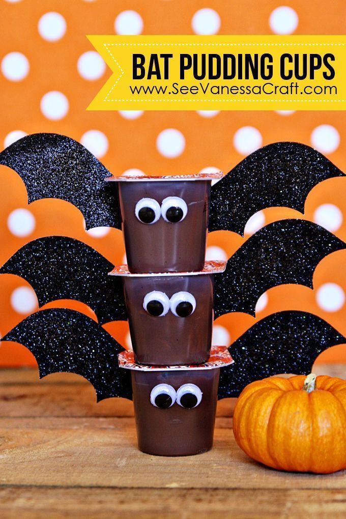Halloween School Party Ideas  Cute Non Creepy Halloween and Fall Snack Ideas Happy