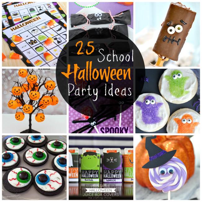 Halloween School Party Ideas  25 School Halloween Party Ideas for Kids Crazy Little