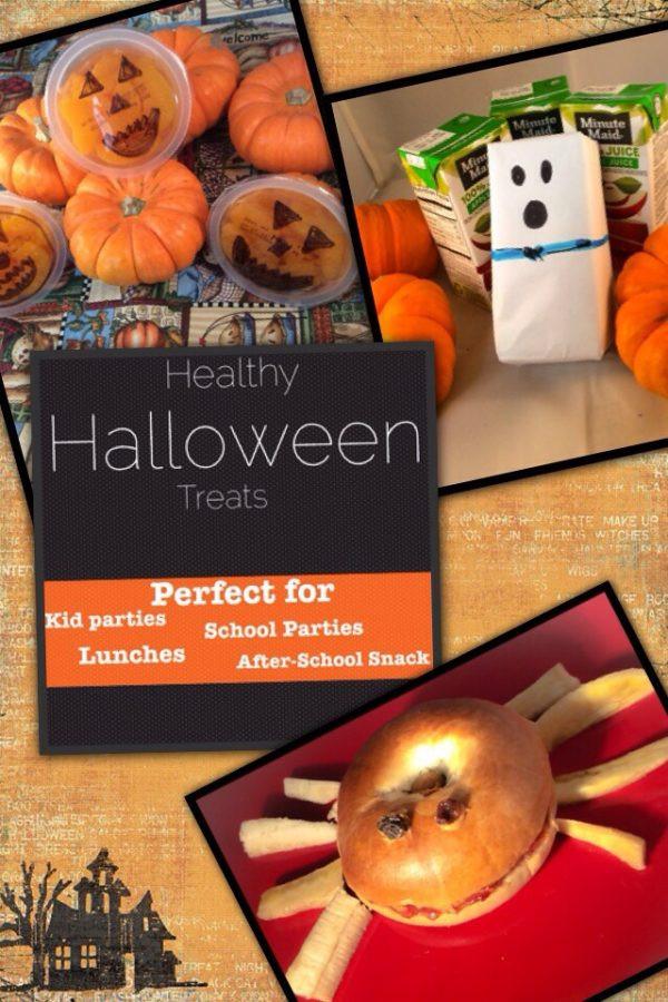Halloween School Party Ideas  Halloween Party Series Healthy Halloween Treats for Kid