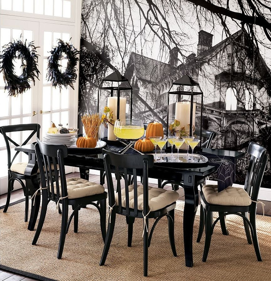 Halloween Table Centerpieces  20 Ideas for Halloween Table Decoration