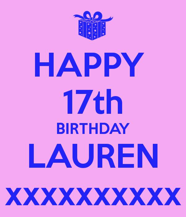 Happy 17Th Birthday Quotes  Happy 17th Birthday Quotes QuotesGram