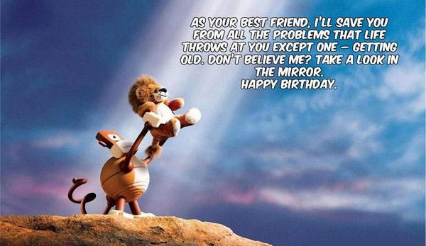 Happy Birthday Friend Funny  50 Most Unique Birthday Wishes For You My Happy Birthday