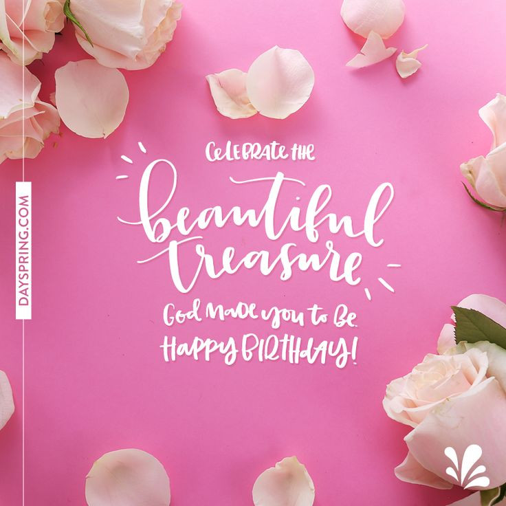 Happy Birthday To A Beautiful Woman Quotes  Birthday Ecards DaySpring Free Ecards