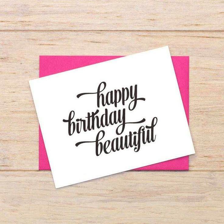 Happy Birthday To A Beautiful Woman Quotes  1000 images about BIRTHDAY DAUGHTER on Pinterest
