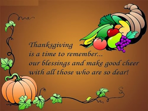 Happy Thanksgiving Blessings Quotes  Happy Thanksgiving Blessings Quotes QuotesGram