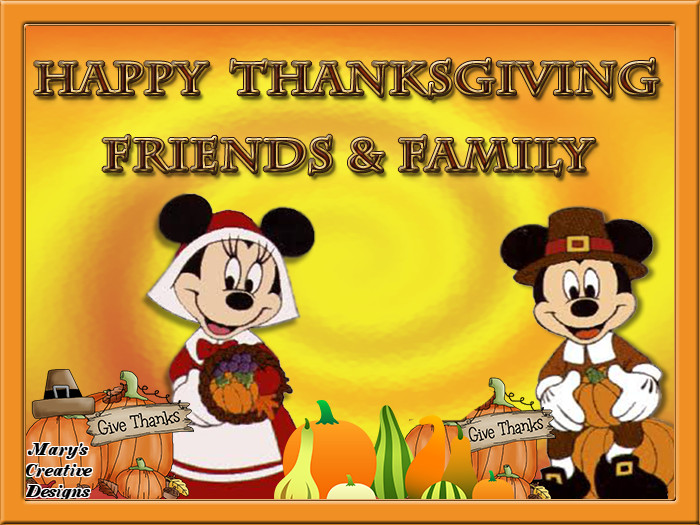 Happy Thanksgiving Quotes For Friends  Happy Thanksgiving Family And Friends Image Quote