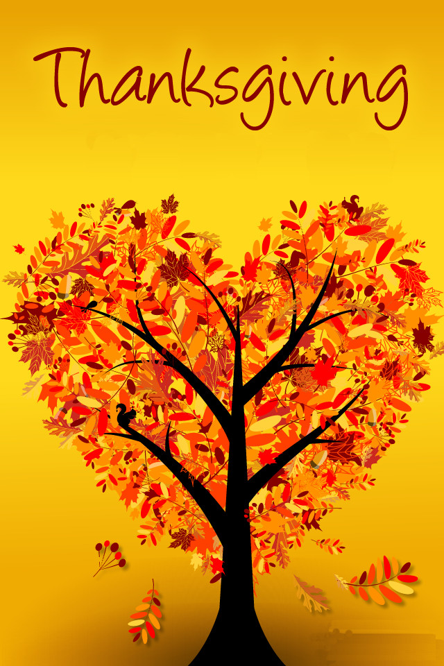 Happy Thanksgiving Quotes For Friends  Mobile Wallpapers