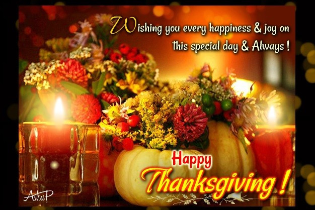 Happy Thanksgiving Quotes For Friends  Happy Thanksgiving Day 2016 Best quotes wishes messages