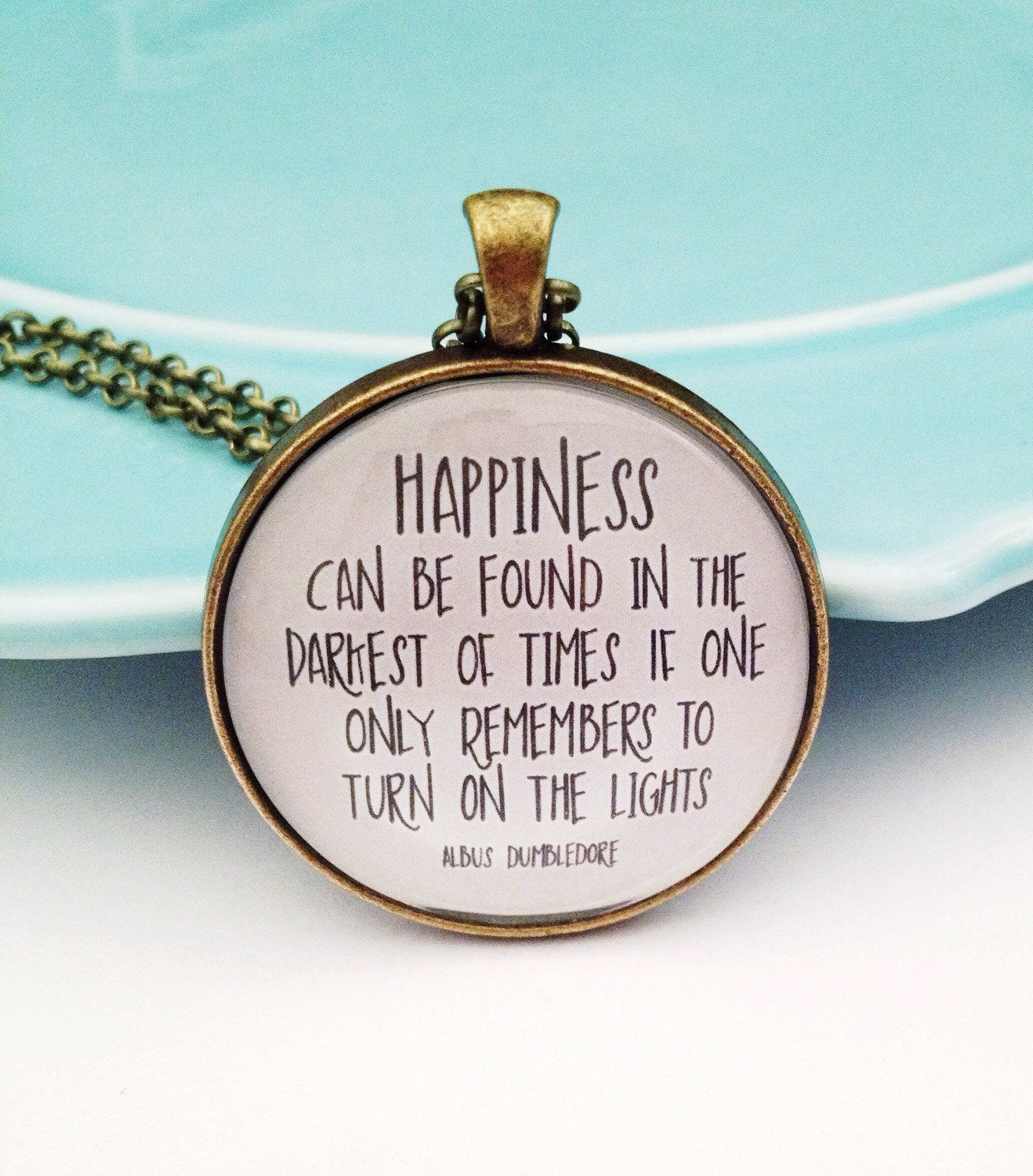 Harry Potter Quotes For Graduation  Graduation GiftHarry Potter Necklace Albus Dumbledore by