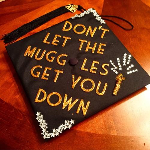 Harry Potter Quotes For Graduation  harry potter graduation cap