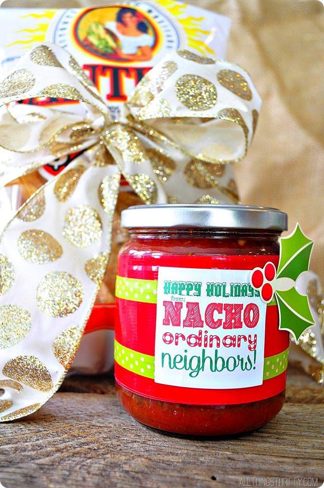 Holiday Gift Ideas For Neighbors  Super Easy Neighbor Gift Ideas