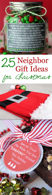 Holiday Gift Ideas For Neighbors  25 Neighbor Gift Ideas this Christmas