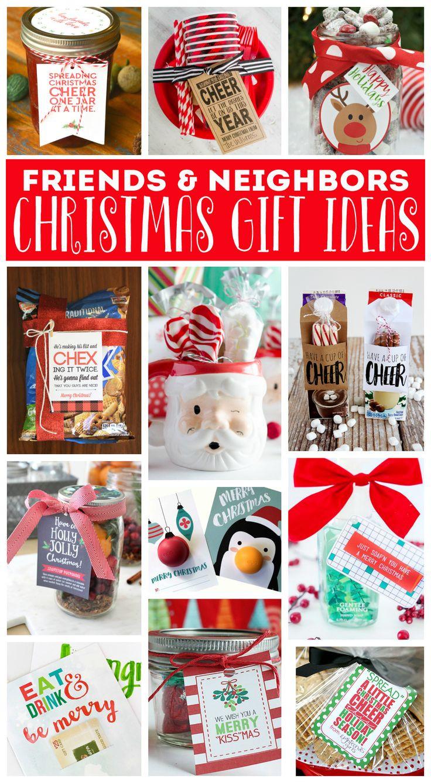 Holiday Gift Ideas For Neighbors  Best 25 Neighbor christmas ts ideas on Pinterest