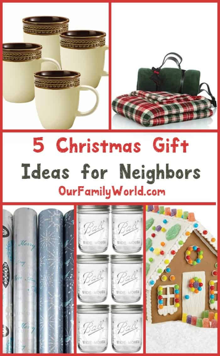Holiday Gift Ideas For Neighbors  5 Inexpensive Yet Classy Christmas Gift Ideas for Neighbors
