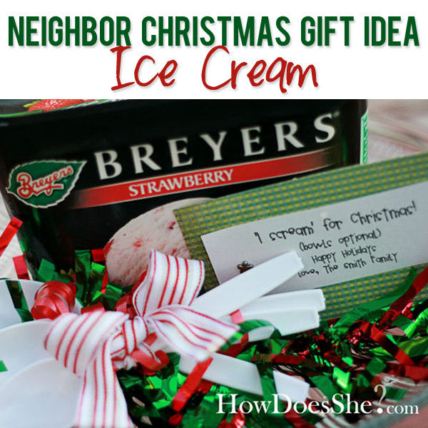 Holiday Gift Ideas For Neighbors  25 Fun & Simple Gifts for Neighbors this Christmas