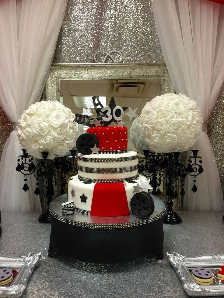 Hollywood Birthday Party Ideas  Best 25 Hollywood birthday parties ideas on Pinterest