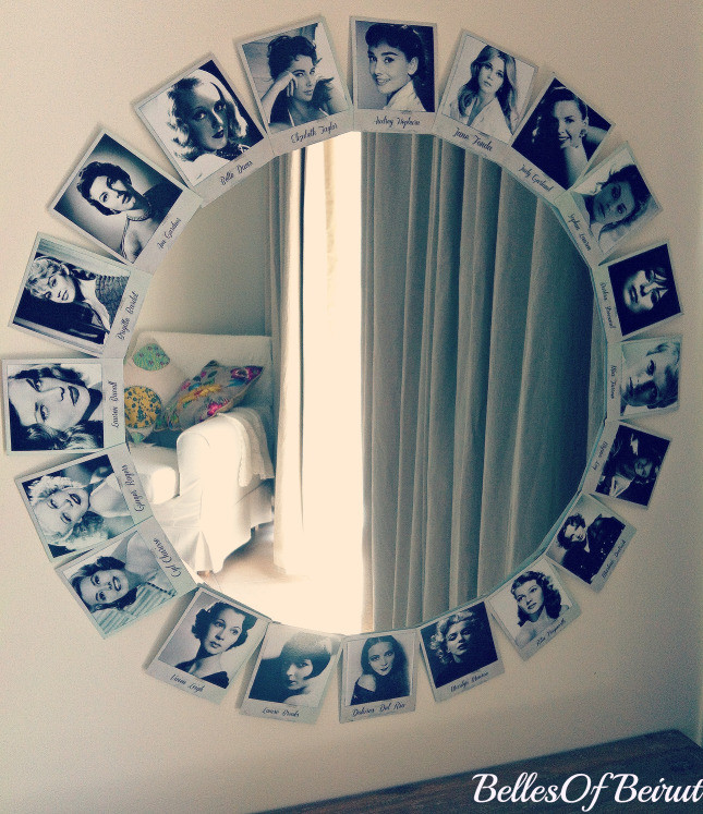 Hollywood Vanity Mirror DIY  301 Moved Permanently
