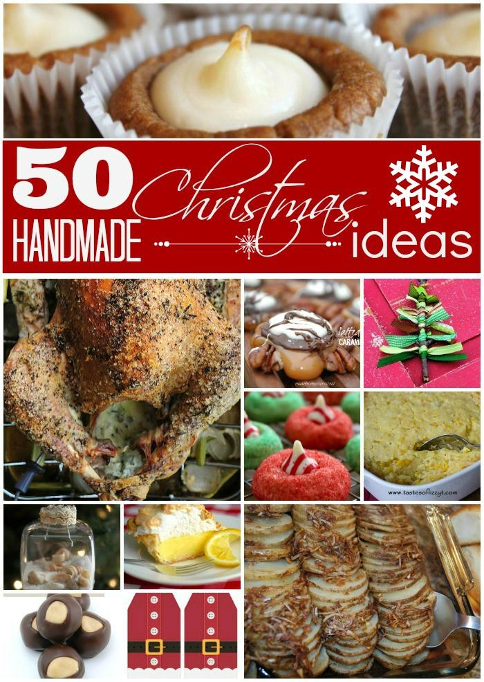 Homemade Christmas Candy Gift Ideas  50 Homemade Christmas Ideas TGIF This Grandma is Fun