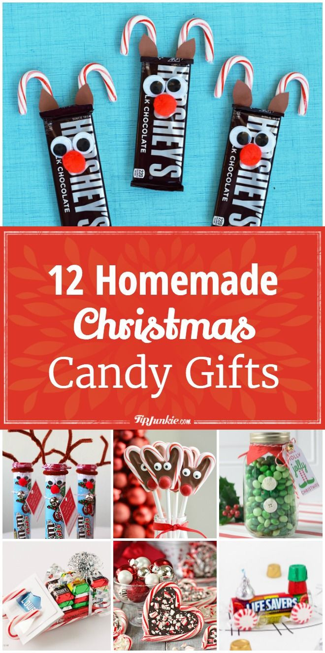 Homemade Christmas Candy Gift Ideas  25 unique Cute christmas ts ideas on Pinterest