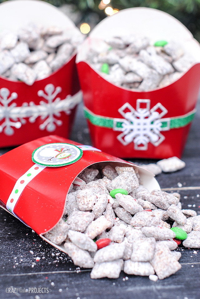 Homemade Christmas Candy Gift Ideas  Christmas Muddy Bud s Recipe & Gift Idea Crazy Little