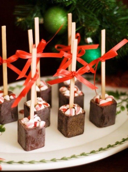 Homemade Christmas Candy Gift Ideas  2013 Chic Handmade Christmas Hot Chocolate Gifts DIY