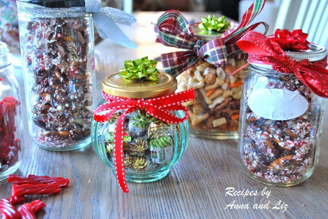 Homemade Christmas Candy Gift Ideas  EASY Homemade Holiday Gift Ideas and Chocolate Peppermint