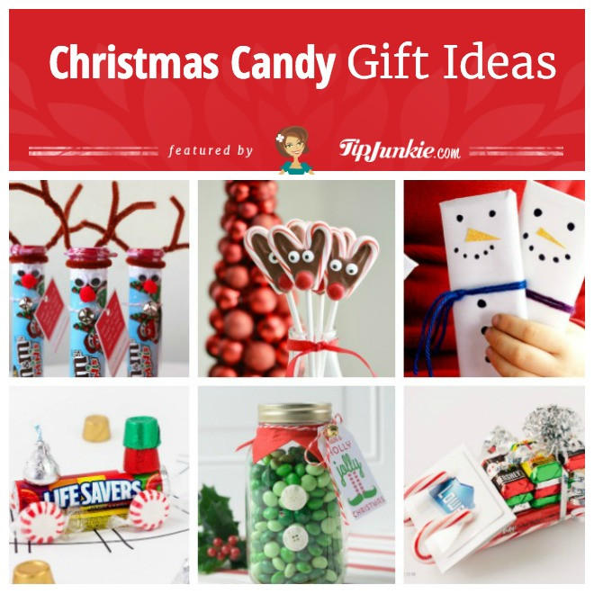 Homemade Christmas Candy Gift Ideas  12 Homemade Christmas Candy Gifts [Easy] – Tip Junkie