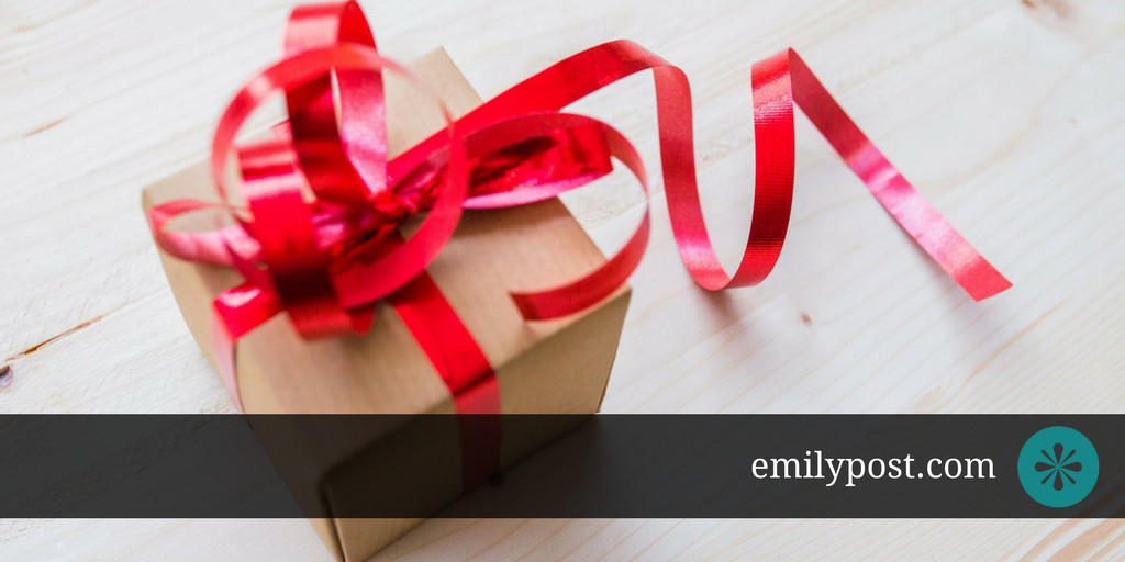 Houseguest Thank You Gift Ideas  Houseguest Thank You Gift Ideas The Emily Post Institute