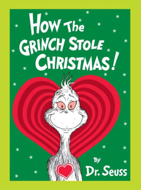 How The Grinch Stole Christmas Book Quotes  How the Grinch Stole Christmas Grow Your Heart Edition by