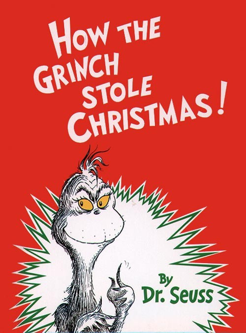How The Grinch Stole Christmas Book Quotes  How The Grinch Stole Christmas Book Quotes QuotesGram