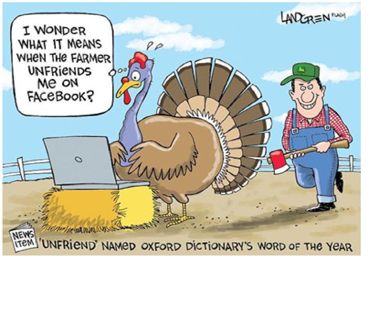 Humorous Thanksgiving Quotes  Denae D Arcy November 2012