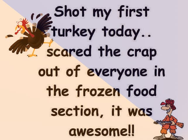 Humorous Thanksgiving Quotes  Happy Thanksgiving Jokes 2018 Funny Thanksgiving Jokes
